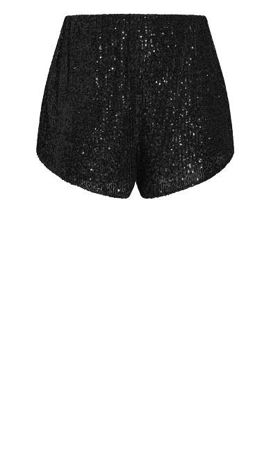 Glimmer Short - black
