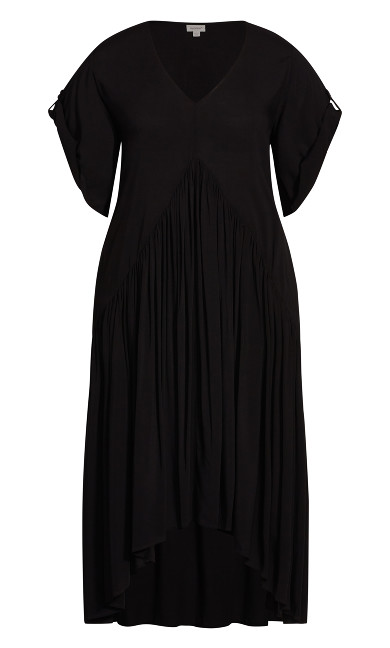 Val Dress - black