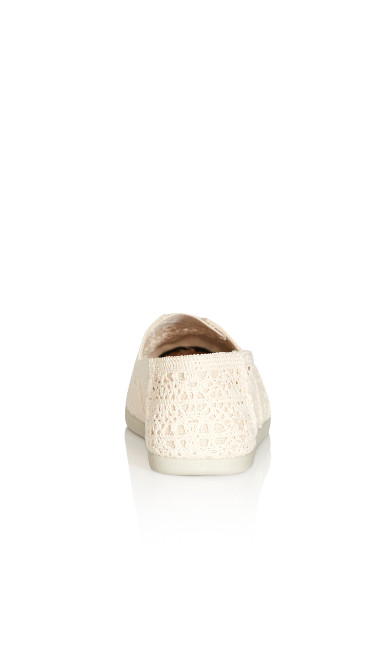 Halley Espadrille - natural