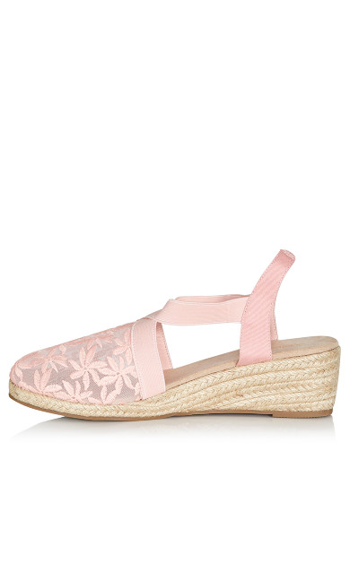 Casey Espadrille - coral