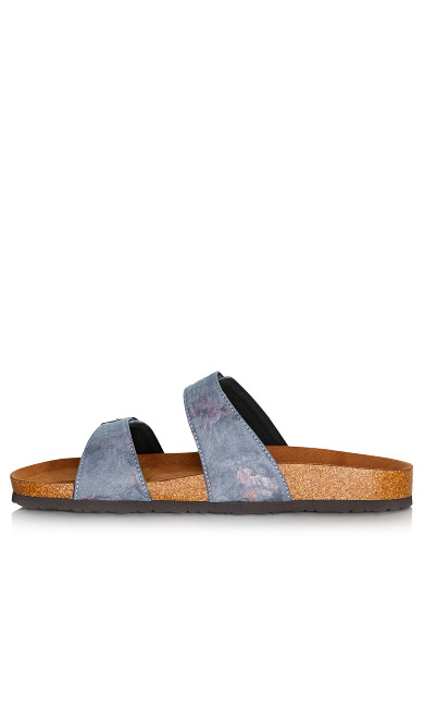 Nelly Sandal - blue