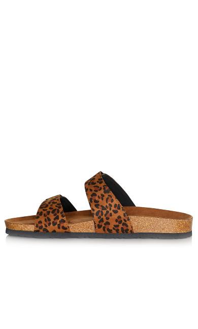 Nelly Sandal - leopard