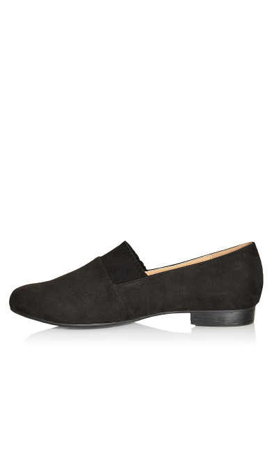 Sheila Gore Slip On - black