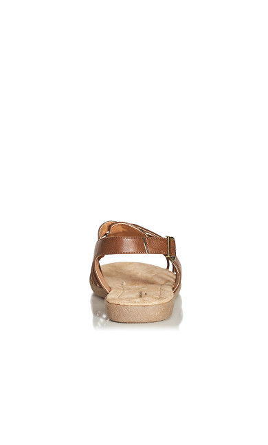 Meadow Sandal - tan