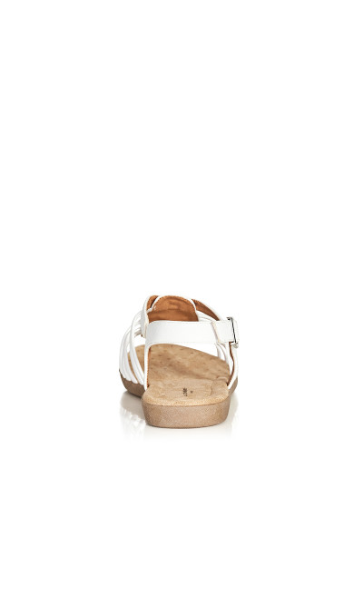 Meadow Sandal - white