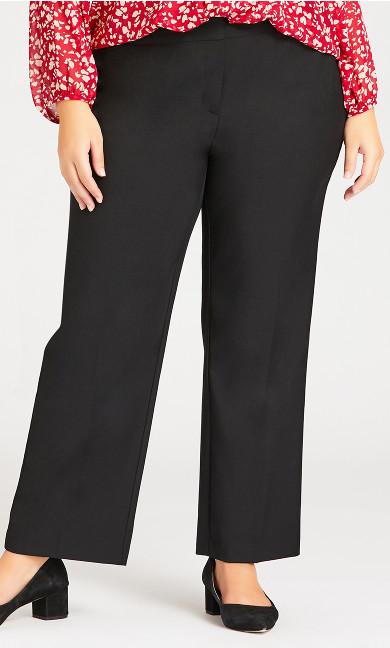 Cool Hand Trouser Black - average