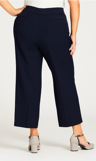 Cool Hand Trouser Navy - petite