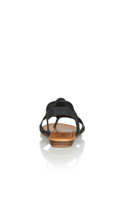 Kimber Sandal - black
