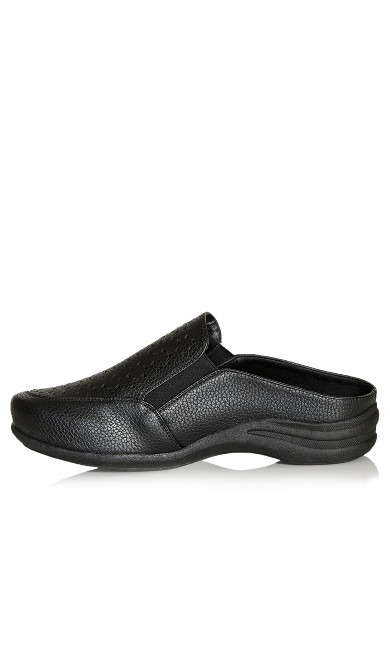 Betty Slip On - black