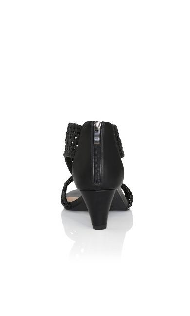 Carina Dressy Sandal - black