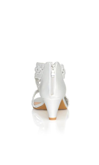Carina Dressy Sandal - silver