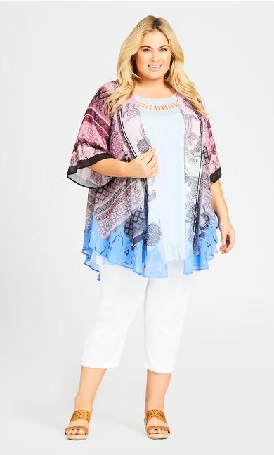 Stella Kimono - pink