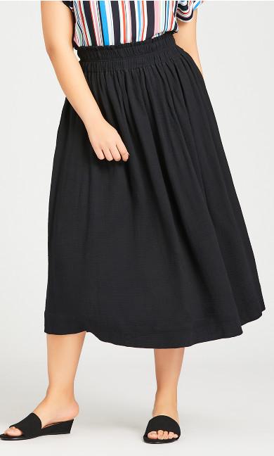 Chelsea Skirt - black