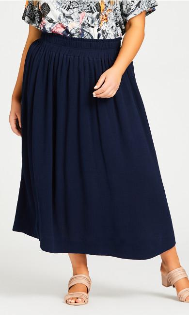 Chelsea Skirt - navy