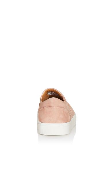 Mallory Slip On - blush