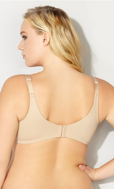 Back Smoother Bra - beige