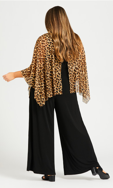 Evie Jumpsuit - animal