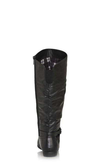 Chelsea Tall Boot - black