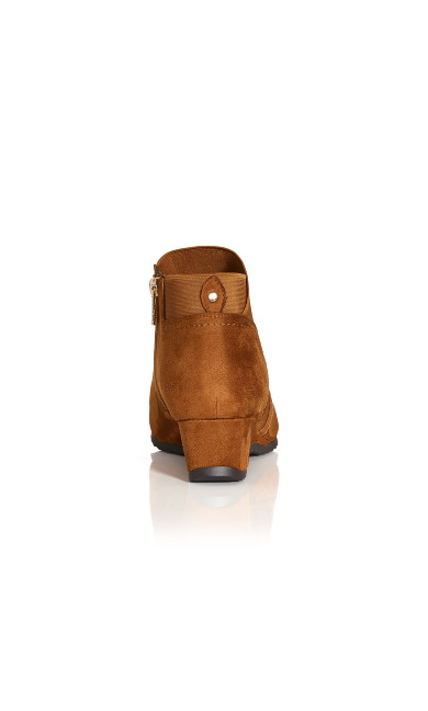 Keira Ankle Boot - tan