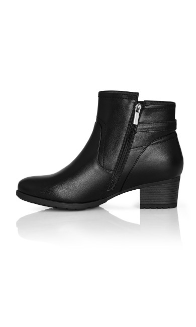 Lynn Ankle Boot - black