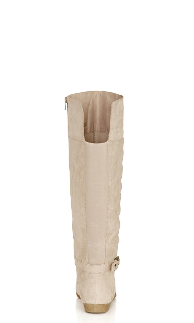 Beacon Tall Boot - beige