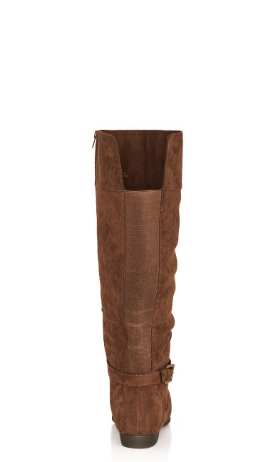 Beacon Tall Boot - chocolate