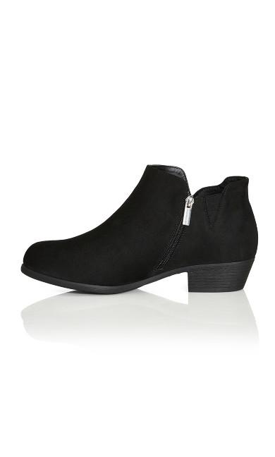 Freisa Ankle Boot - black