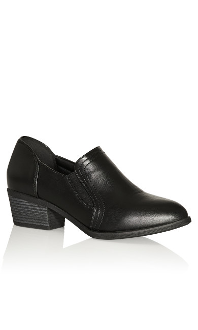 Plus Size Natalie Shootie - black