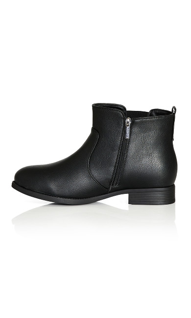 Brigitte Ankle Boot - black