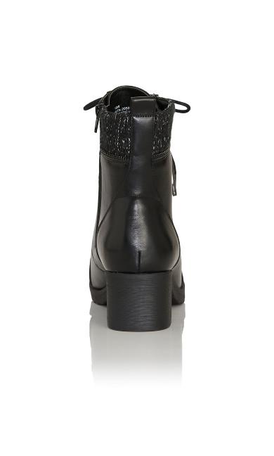 Rita Ankle Boot - black