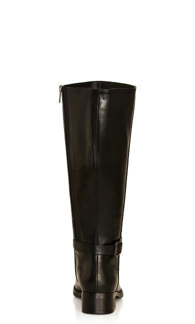 Alex Tall Boot - black