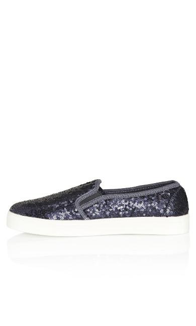 Allie Sneaker - navy