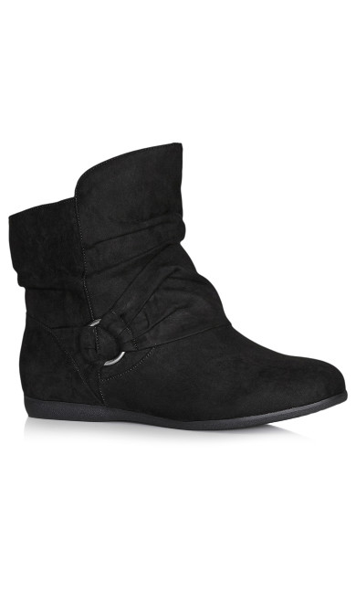 Serena Ankle Boot - black