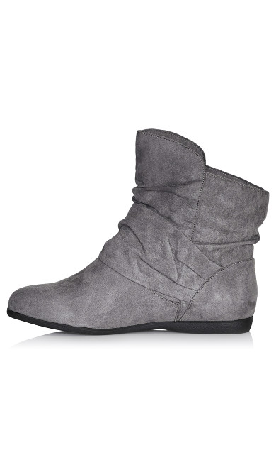 Serena Ankle Boot - gray