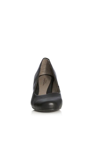 Catherine Pump Heel - black