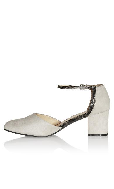 Elle Shoe - gray