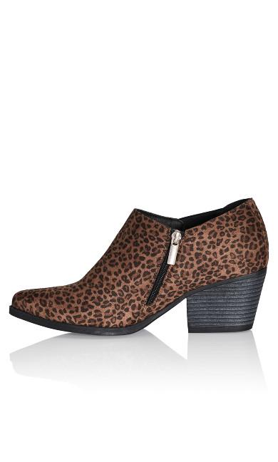 Karina Shootie - leopard