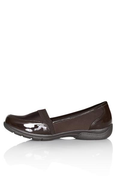 Phoebe Shoe - brown