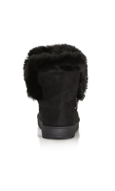 Pippa Hug Boot - black