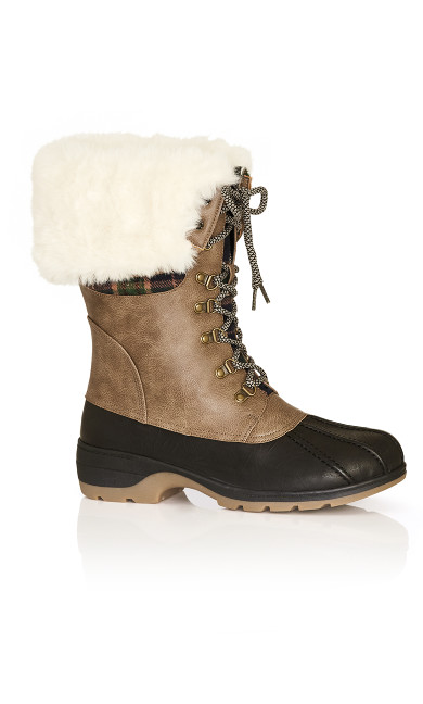 Bedford Cold Weather Boot - black