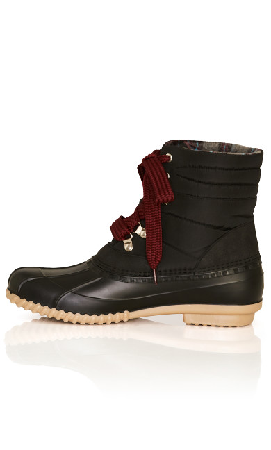 Niles Cold Weather Boot - black