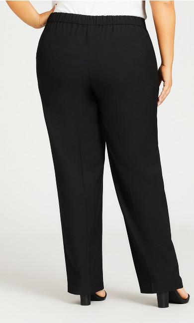 Cool Hand Curvy Pant Black - tall