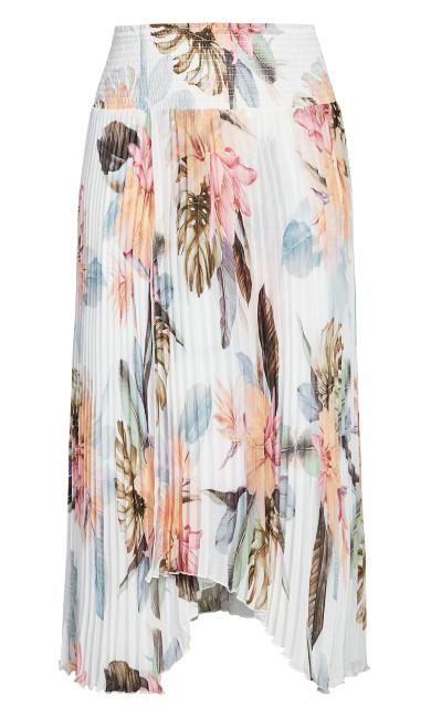 Barbados Skirt - ivory
