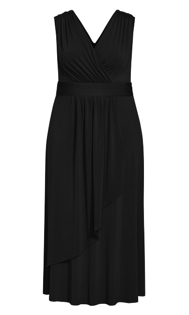 Madeline Maxi Dress - black