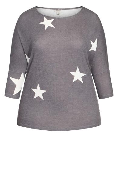 Star Top - gray