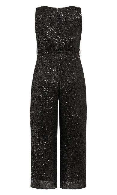 Dazzling Jumpsuit - black