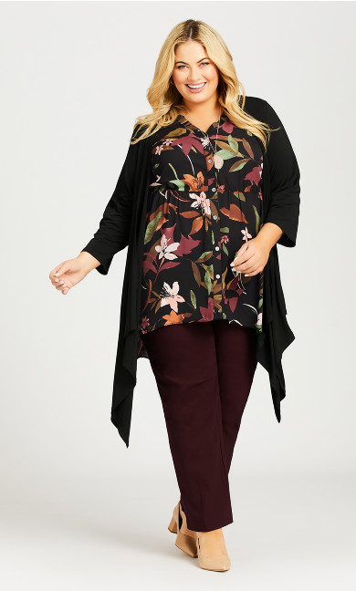Samara Blouse - black
