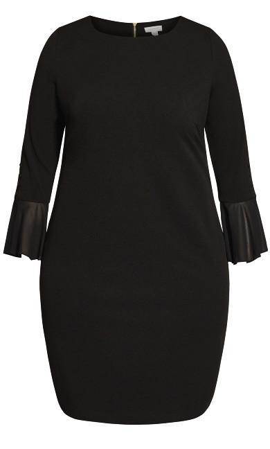 Felicity Dress - black