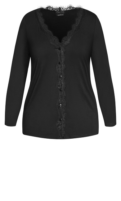 Sadie Top - black