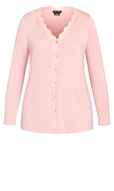 Sadie Top - blush